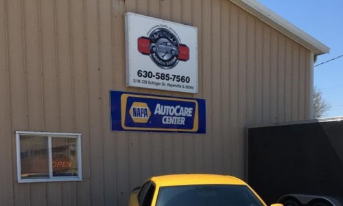 Naperville Automotive Solutions